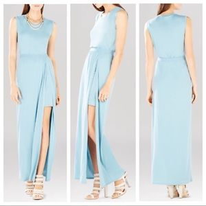 BCBGMAXAZRIA-Maxi Dress - Mylie Side Slit